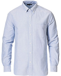 Oxford Button Down Shirt Light Blue