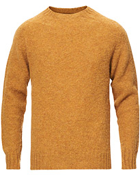 Howlin' Brushed Wool Sweater Gold