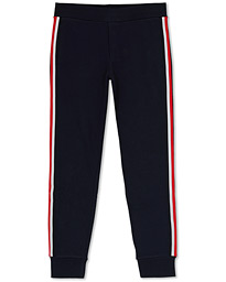 Stripe Sweatpants Navy