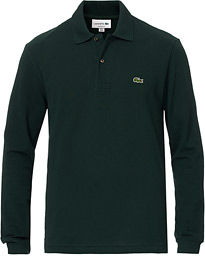 Lacoste Long Sleeve Polo Sinople