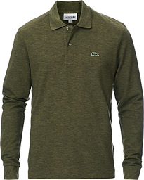 Lacoste Long Sleeve Polo Minetique Chine
