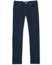 5-Pocket Corduroy Trousers Blue