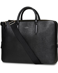 Panama Lightweight Briefcase Black