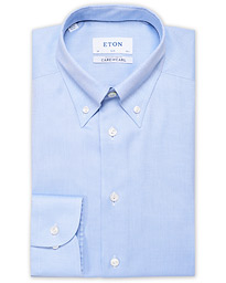 Slim Fit Royal Oxford Button Down Shirt Light Blue
