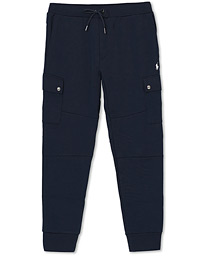 Polo Ralph Lauren Cargo Sweatpants Aviatior Navy