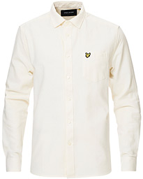 Brushed Twill Shirt Vanilla Ice