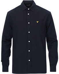 Brushed Twill Shirt Dark Navy