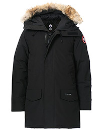 Langford Parka Black