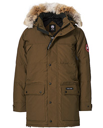 Emory Parka Military Green