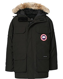 Expedition Parka Black