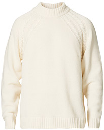 Wakeley Turtleneck Cream