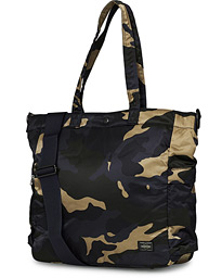Counter Shade 2Way Tote Bag Woodland Camo