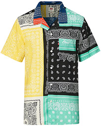 Cubano Short Sleeve Shirt Multi