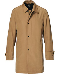 Dain Car Coat Medium Beige