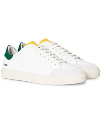 Clean 90 Triple Sneaker White/Green/Yellow