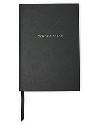 Panama World Atlas Black