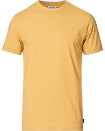 Fleek Crew Neck Tee Mustard