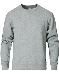 Niccola Crew Neck Sweatshirt Grey Melange