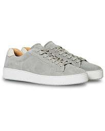 Salas Suede Sneaker Light Stone Grey