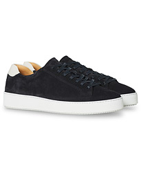 Salas Suede Sneaker Light Ink