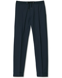 Travin Drawstring Trousers Scarab