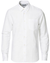 Sankt Linen Shirt Pure White