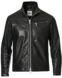 Sterling Leather Jacket Black