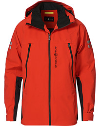 Spray Ocean Jacket Bright Red
