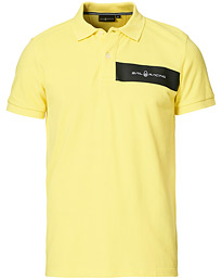Helmsman Polo Light Lemon