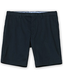 Tailored Slim Fit Shorts Aviator Navy