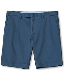 Tailored Slim Fit Shorts Blue Corsair
