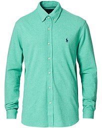 Featherweight Mesh Shirt Resort Green