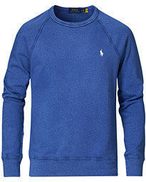 Spa Terry Sweatshirt Bright Navy