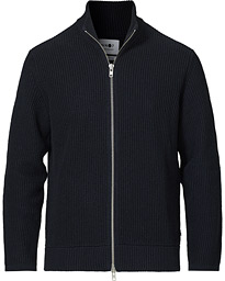 Piet Full Zip Navy