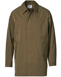 Kim Car Coat Khaki