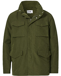 Field Jacket Army Green