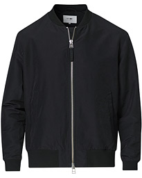 Pires Bomber Jacket Black