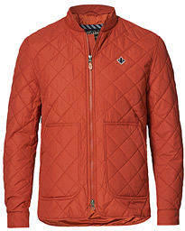 Kensington Quilted Jacket Red