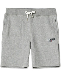 James Jersey Shorts Grey Melange