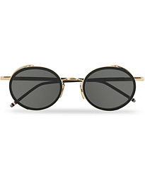 TB813 Black Border Sunglasses Black/Gold