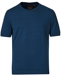 Barth Short Sleeve GD Corron Tee Navy