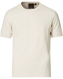 Barth Short Sleeve GD Corron Tee Creme
