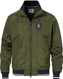 AB1718 Jacket Military Green