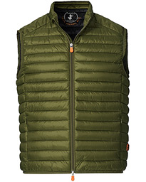 Adam Lightweight Padded Vest Dusty Olive
