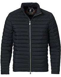 Arthur Matt Lightweight Padded Jacket Black