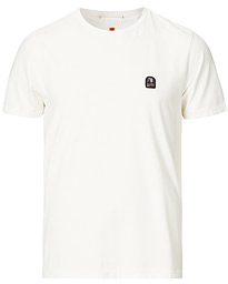 Patch Crew Neck Tee Off White