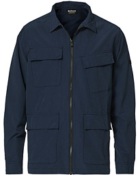 Rally Ripstop Overshirt Navy