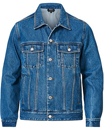 Charles Denim Jacket Indigo