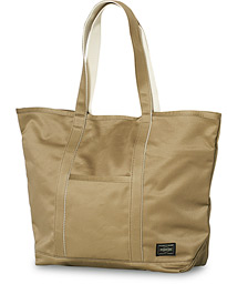 Weapon Canvas Tote Bag Beige