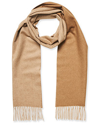 Vicuna/Baby Cashmere Scarf Camel